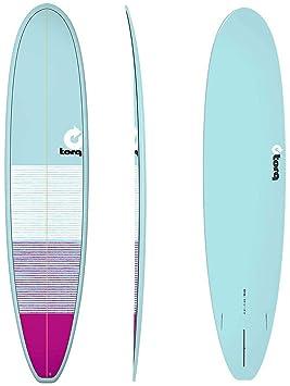 TORQ Tabla de Surf epoxy Tet 8.6 Longboard Lines g: Amazon.es: Deportes y aire libre