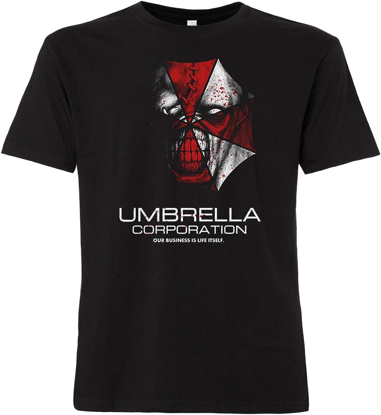 T-shirt da uomo Umbrella Corporation ShirtWorld