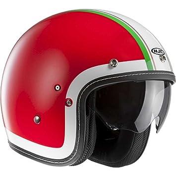 HJC – Cascos de motocicleta – Casco FG 70s patrimonio MC1, Helm Hjc F,