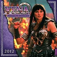 Xena Warrior Princess: 2012 Wall Calendar by NBC Universal (2011-08-05)