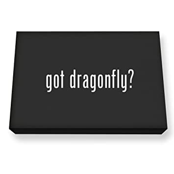 Teeburon GOT Dragonfly Canvas Wall Art