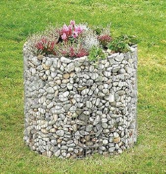 Hochbeet Gabione Gabionen 92 Cm Hohe 80 Cm Gartendekoration Inkl