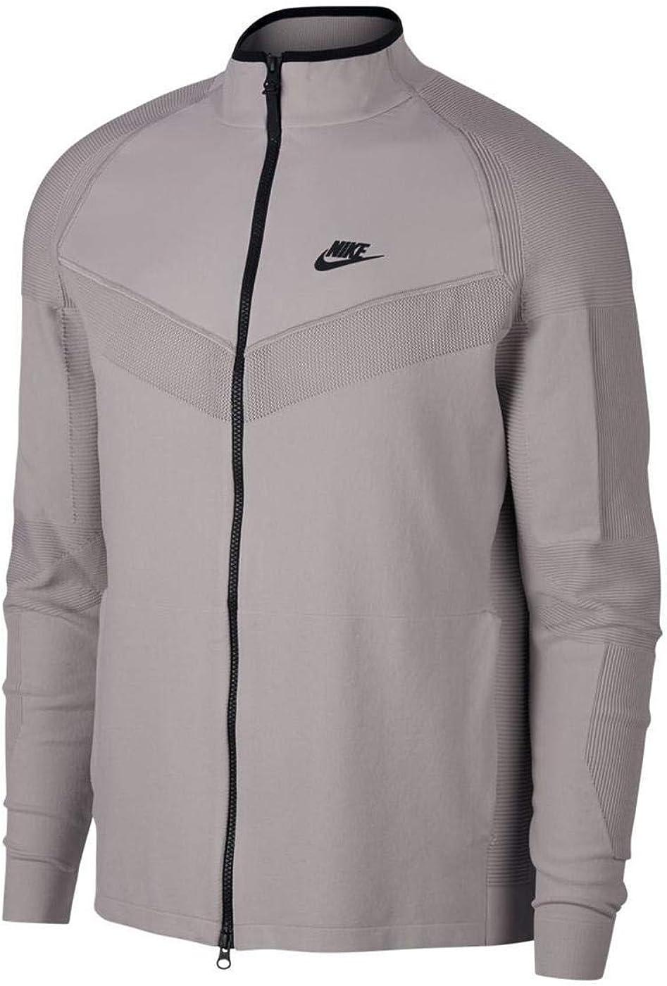 Nike Cazadora Sportswear Tech Knit Parti Rosa Hombre: Amazon.es: Ropa y accesorios