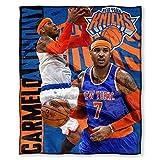 Northwest New York Knicks NBA Carmelo Anthony Silk Touch 50