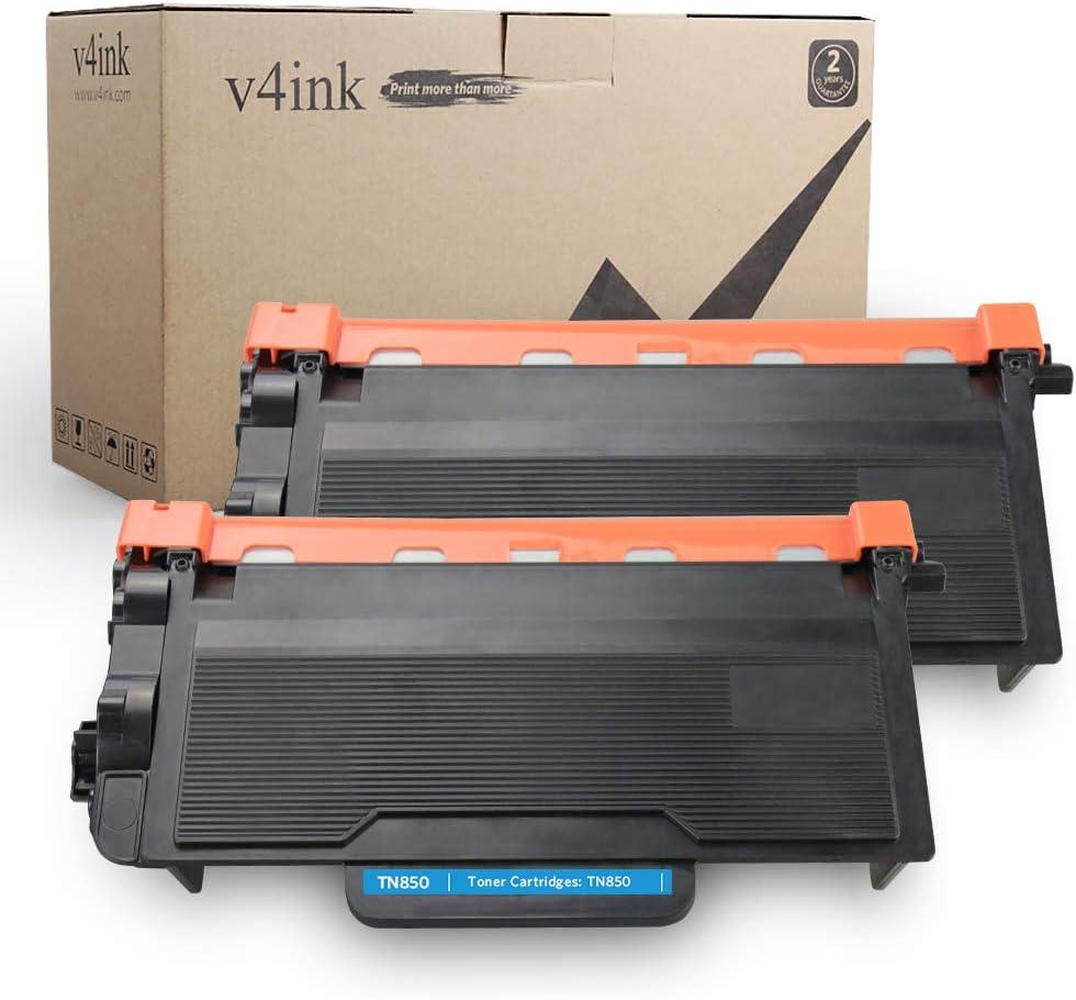 2 pk TN850 Toner Cartridge fit Brother HL-L5000D HL-L5200DW Printer HIGH QUALITY