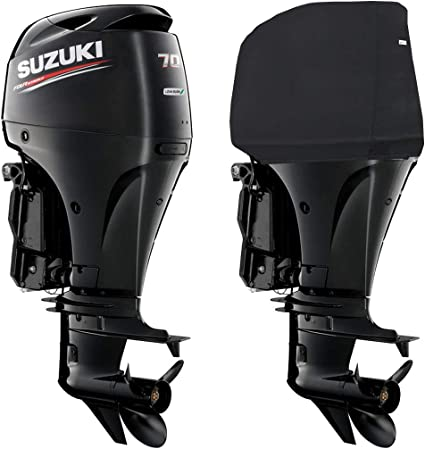 Suzuki Outboard Engine Cover In-Line 4       DF70A DF90A DF80A