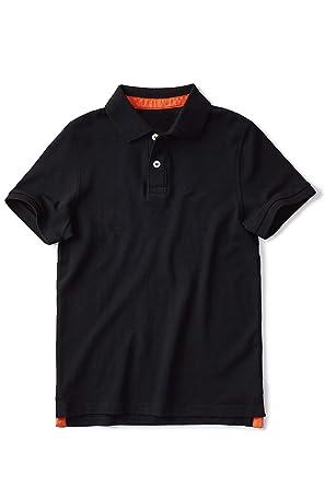 efee3806 Zengjo Men's Essentials ComfortSoft Short Sleeve Solid Polo Shirt (Classic  Regular & Slim Fit)