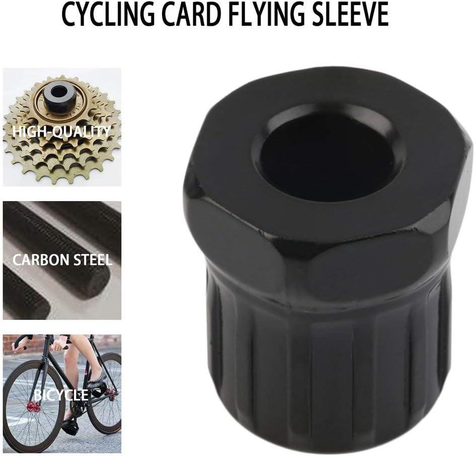 Queenaal Bicicleta Cassette Rueda Libre del Volante Lockring ...