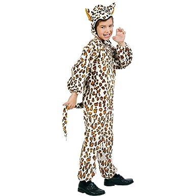 Amazon.com: Kid s Leopard – Disfraz para Halloween (Tamaño ...
