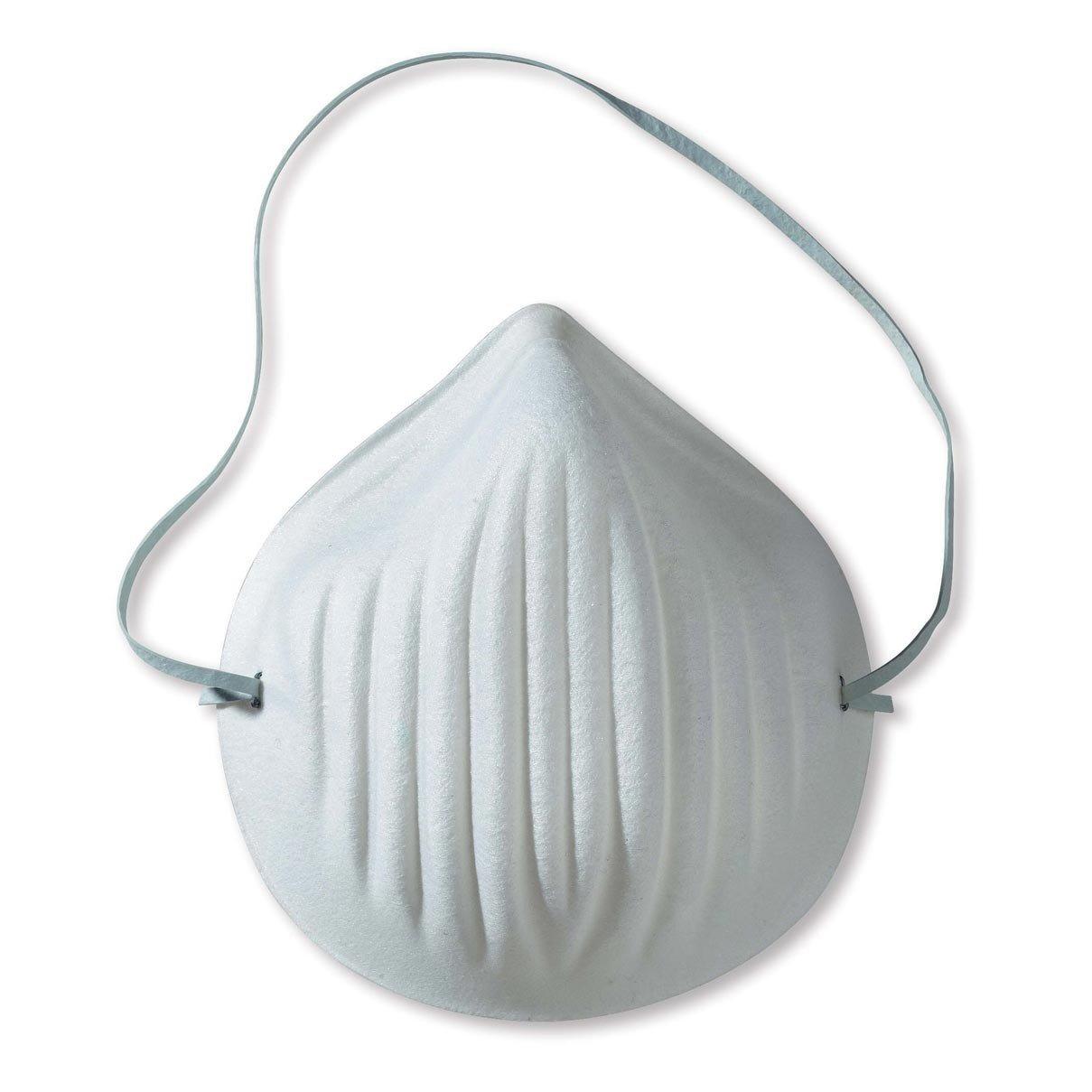 Moldex 1100 Nuisance Dust Mask - Box of 50