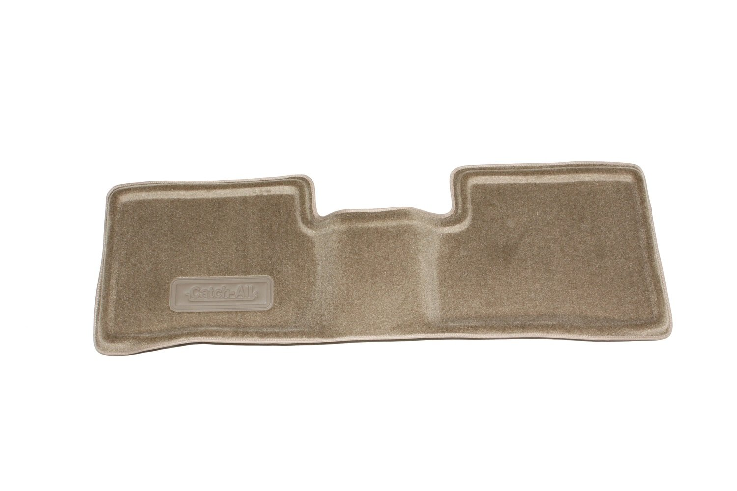 Lund 605026 Catch-All Carpet Beige Front Floor Mat Set of 2