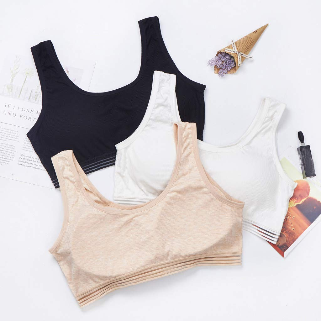 Womens Sports Bra Blouses and Tops,Alonea Shock-Proof Gathering Workers Ring-Free Yoga Fitness Underwear Running Shirt