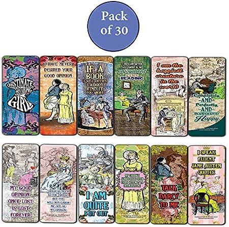 , confezione da 30 30-Pack Alice nel paese delle meraviglie segnalibri Serie 3 confezione da 30 Romeo e Alice Favole segnalibri