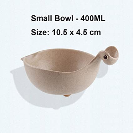 Antislip Bowls Cartoon Dinosaur Pattern Wheat Straw Plastic Baby Dinnerware Kid Children Bowl Sets Cup Fork  sc 1 st  Amazon.com & Amazon.com: Antislip Bowls Cartoon Dinosaur Pattern Wheat Straw ...