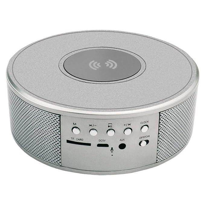 ZZYLHS Altavoz Altavoces Portátiles Altavoz Bluetooth ...