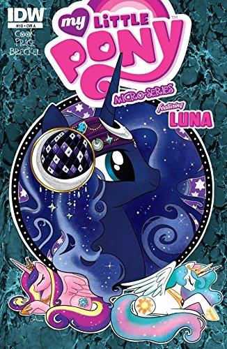 My Little Pony: Micro Series - Luna #10