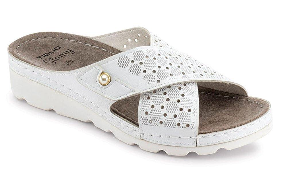 tiglio Pantofole Ciabatte Donna glamy 4342
