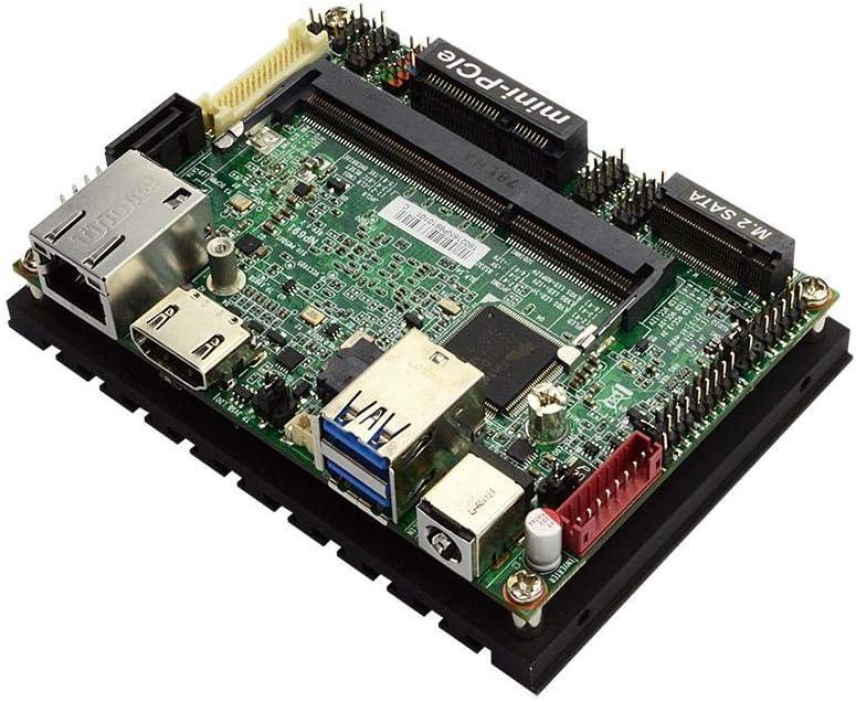 Jetway JNP691-3350 Intel Apollo Lake Celeron N3350 Dual Core Pico-ITX Motherboard