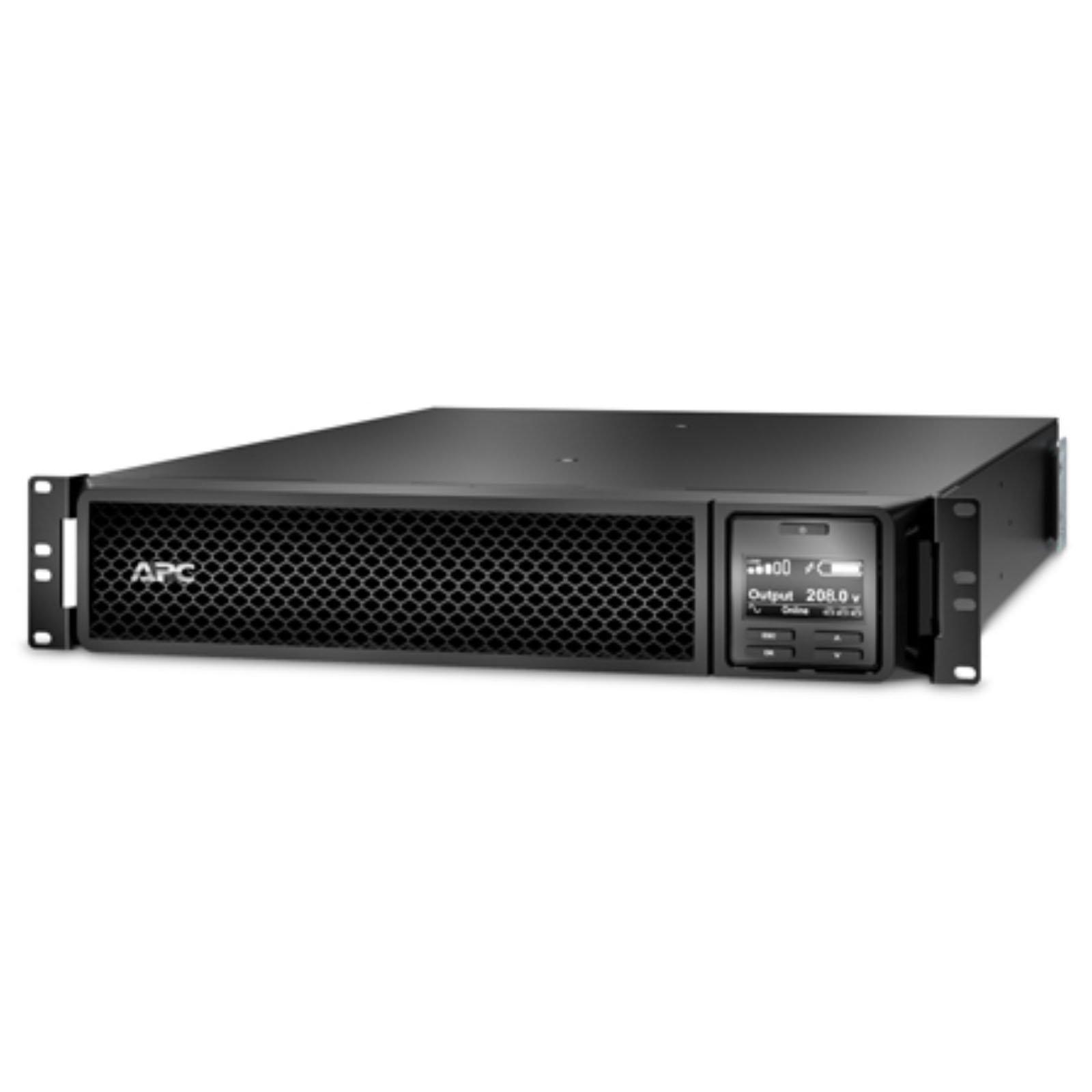 apc by Schneider Electric SRT3000RMXLT 3kVA 208V Smart UPS SRT 12 Power Supply SRT3000RMXLT