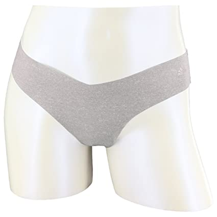 new styles 0ce87 d78b8 adidas Womens Seamless Hipster Underwear (1-Pack), Grey Static  HeatherMatte