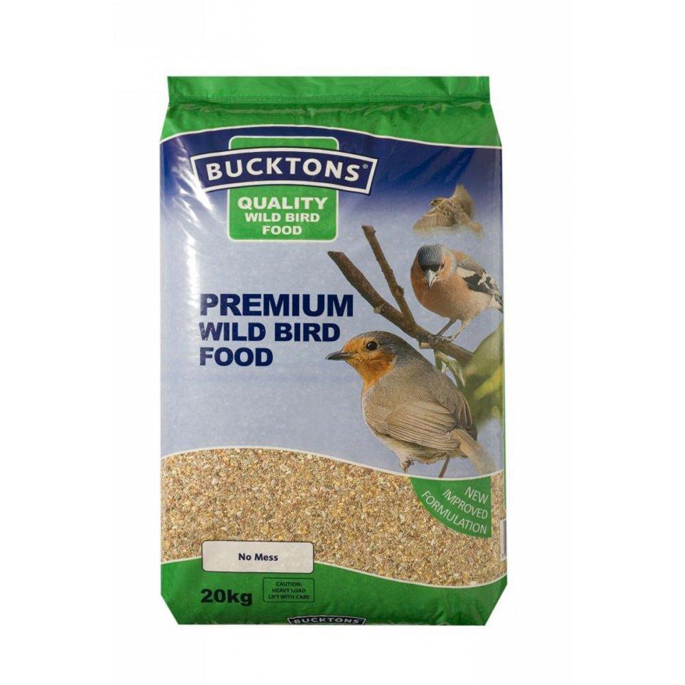 Bucktons Premium Wild Bird Seed Mix, 20 kg Westland Horticulture Ltd 100968