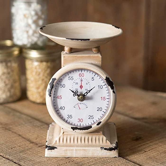 Top 10 Vintage Farm Food Scale Decor