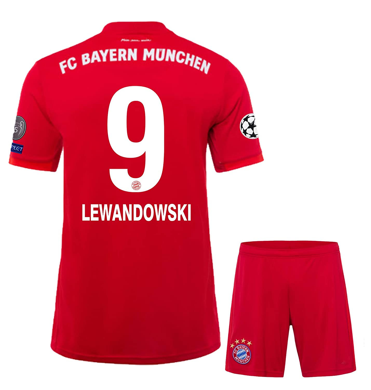 lewandowski jersey
