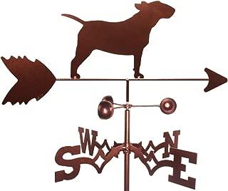 product image for MONTGOMERY INDUSTRIES Bull Terrier (Garden Mount) Weathervane
