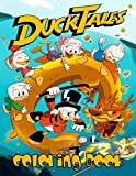Ducktales: Coloring Book for Kids and Adults, Activity Book, Great Starter Book for Children (Coloring Book for Adults Relaxation and for Kids Ages 4-12)
