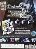 steins gate box #01 (eps 01-12) (3 dvd) box set dvd Italian Import