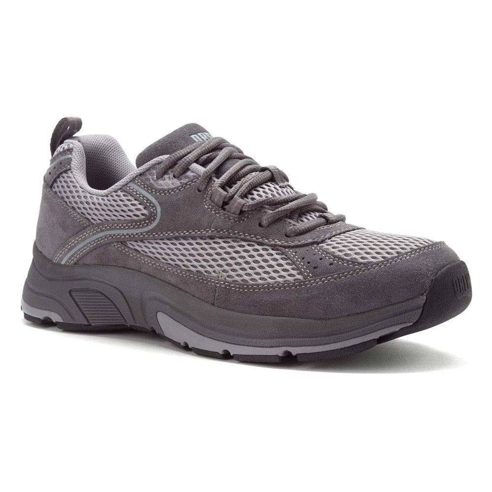 Drew Shoe Men's Aaron Oxford 12 6E US|Grey Combo