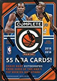2015 2016 Panini Complete NBA Basketball Series Unopened Blaster Box