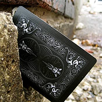 Ellusionist Bicycle Shadow Masters Playing Cards