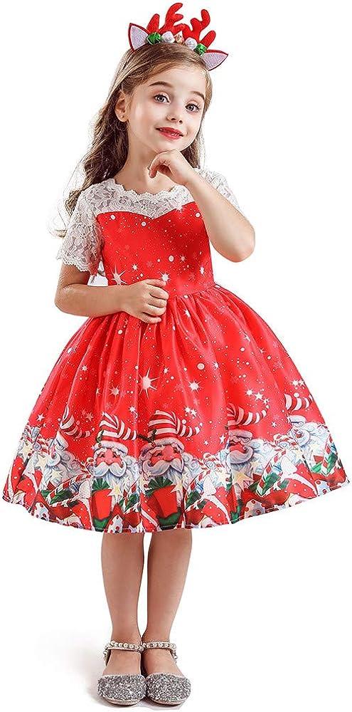 K-Youth Disfraz Vestidos de Fiesta Chica 2-7 años Disfraces de ...