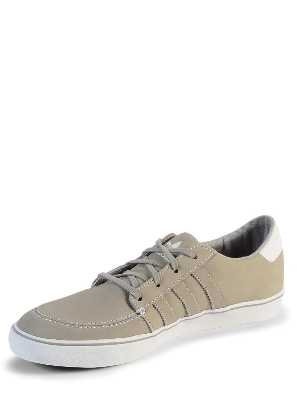online store 55409 cc076 V22671Adidas Court Deck Vulc Low M Aluminium43 13 UK 9 Amazon.de  Schuhe  Handtaschen