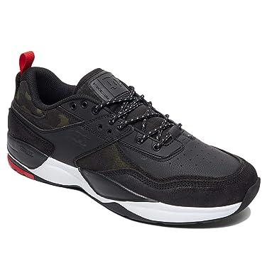 3cb0f79a8e Tênis DC E.Tribeka SE Shoes - Preto Camo-41  Amazon.com.br  Amazon Moda