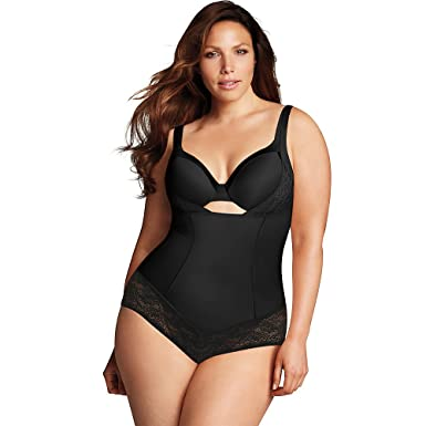 a51d969cd4b Maidenform Firm Foundations Curvy WYOB Bodybriefer at Amazon Women s  Clothing store