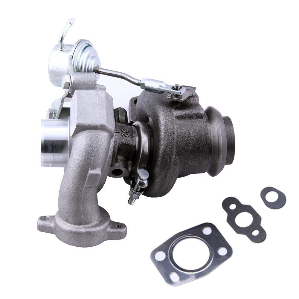 maXpeedingrods Turbocompresor TD025 49173 Turbo Coche Turbocharger for Peugeot 207/307/308 Expert 1.6HDI 90HP 66KW: Amazon.es: Coche y moto