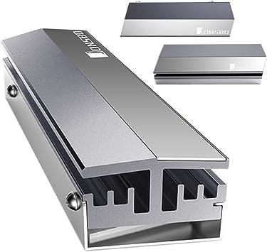 heDIANz - Radiador para Discos Duros de Estado sólido de Aluminio ...