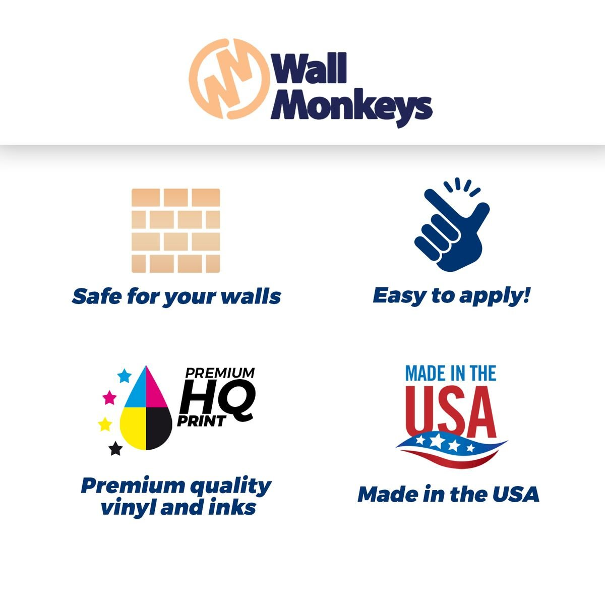 Wallmonkeys Lime Wall Decal Peel and Stick Graphic WM78332 18 in H x 16 in W