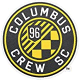 Columbus Crew Primary Soccer Team Crest Pro-Weave Jersey MLS Futbol Patch