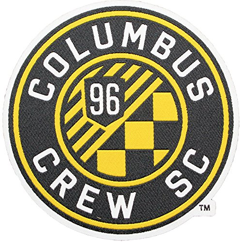 fan products of Columbus Crew Primary Soccer Team Crest Pro-Weave Jersey MLS Futbol Patch