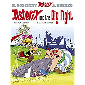 Asterix-and-the-Big-Fight-Album-7-Paperback--19-May-2005