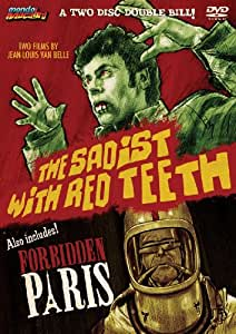 Sadist With Red Teeth / Forbidden Paris (Two-Disc Widescreen Edition)