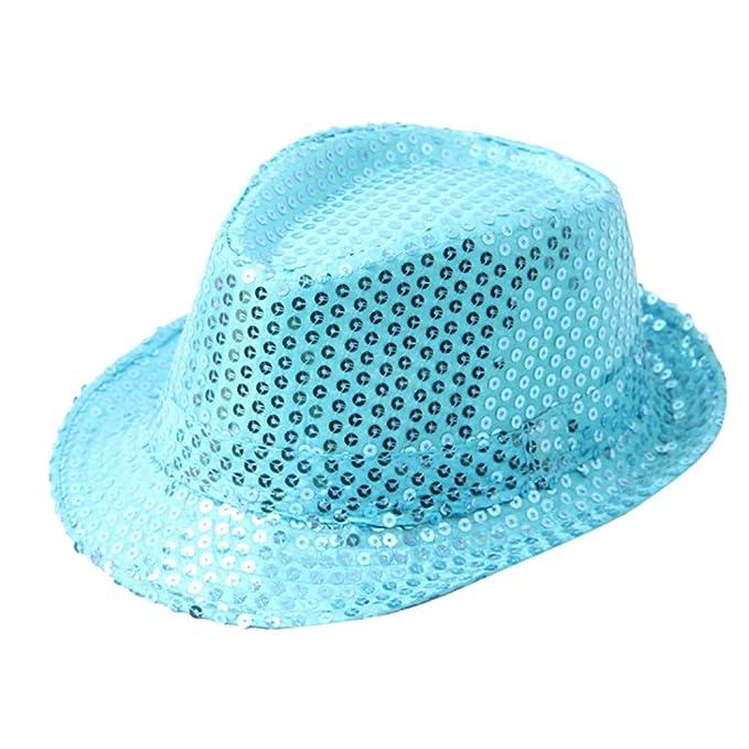 2019 Nuovo Cappello da Donna con Paillettes 37470bcf7eae