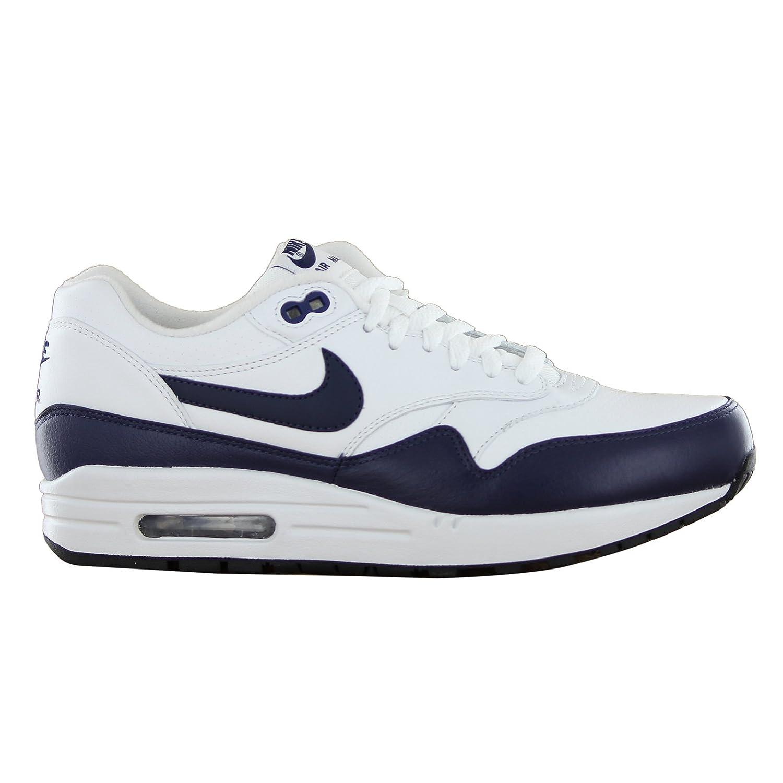 Nike Air Max 1 LTR Men Shoes Summit WhiteNuetral GreyWhite