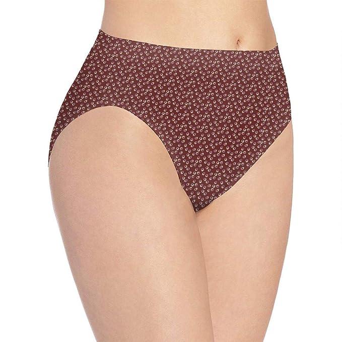 d7fd54a01 Retro Dots Women Low Waist Stretch Briefs Panties Briefs-Underwear Lingerie  Sex Underwear(White