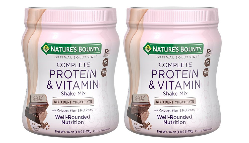 Optimal Solutions Shake Chocolate, 2 Bottles (16 Ounces)