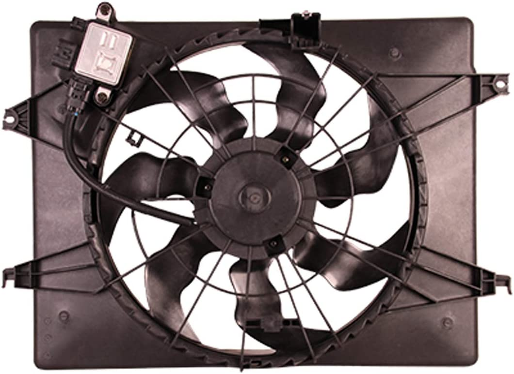 Multiple Manufactures HY3115149 Standard (No variation) Engine Cooling Fan Assembly