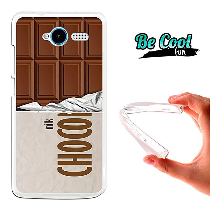 Becool® Fun - Funda Gel Flexible para ZTE Blade L3 .Carcasa ...